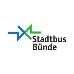 Partner mhv · Stadtbus Bünde