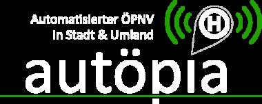 mhv · Minden-Herforder Verkehrsgesellschaft (mhv) · Logo autöpia