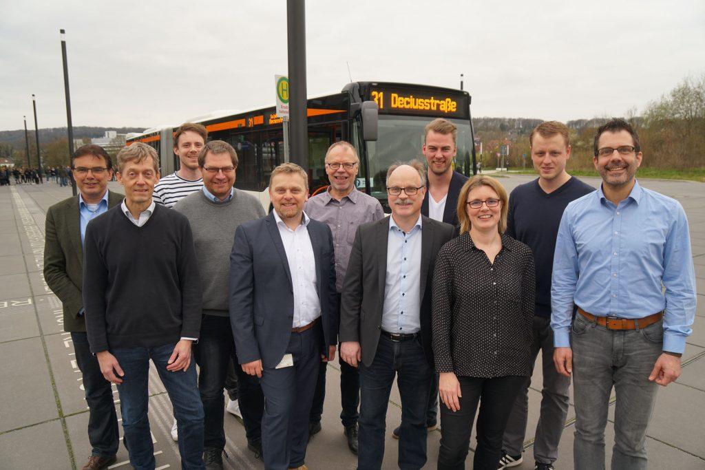 mhv – mindenherforder Verkehrsgesellschaft mbH | Mit Bus und