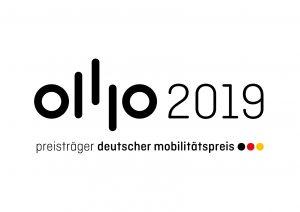 mhv · Minden-Herforder Verkehrsgesellschaft (mhv) · Logo Preisträger Mobilitätspreis