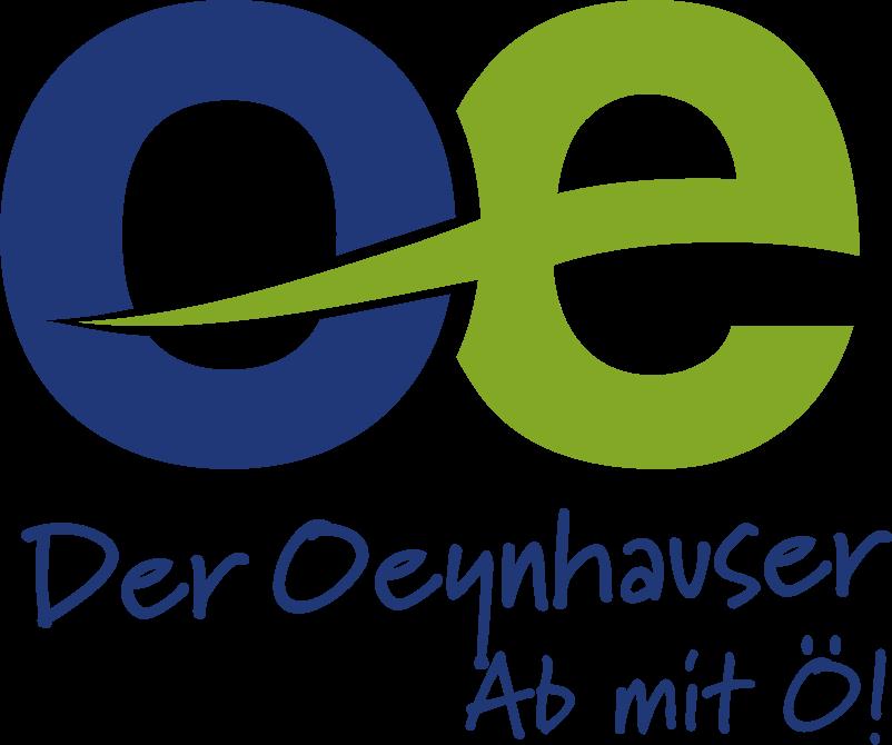 mhv · Minden-Herforder Verkehrsgesellschaft (mhv) · Logo Oeynhauser