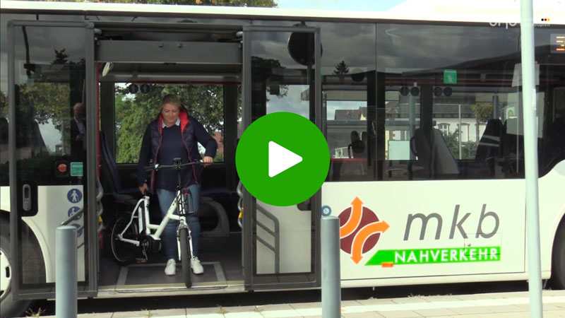 mhv · Minden-Herforder Verkehrsgesellschaft (mhv) · Video EiBike