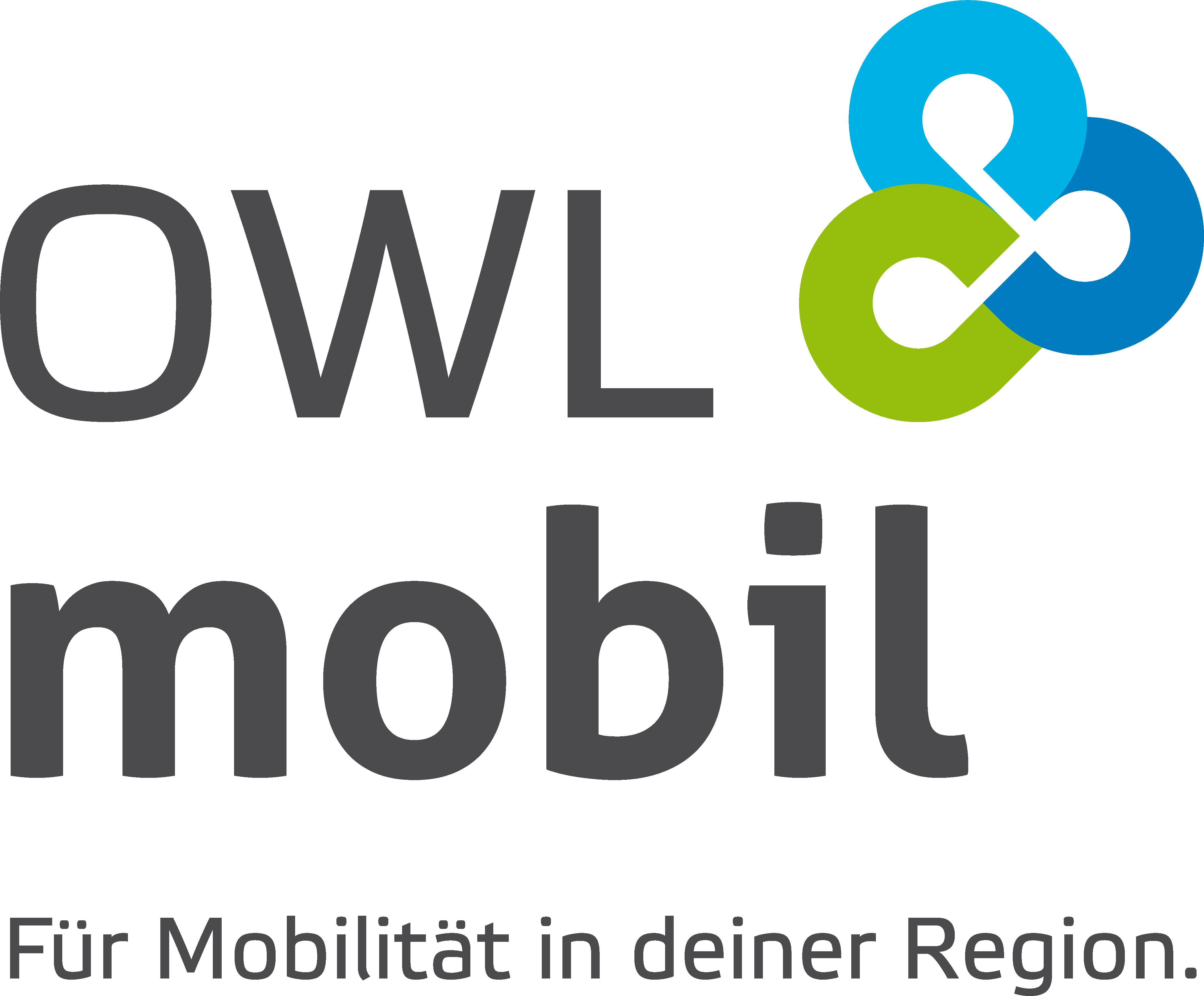 Logo OWLmobil - Für Mobilität in deiner Region.